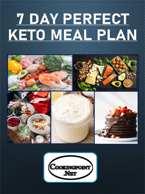 7 Day Perfect Keto meal Plan