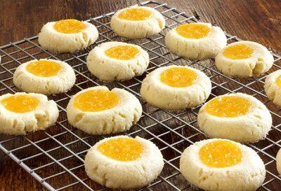 Lemon-Curd-Thumbprint-Cookies