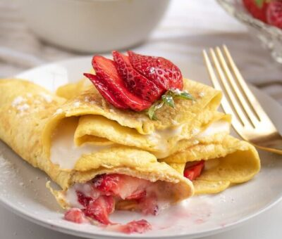 BEST KETO LOW CARB CREPES