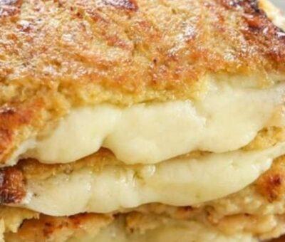 Keto Crisp Sandwich