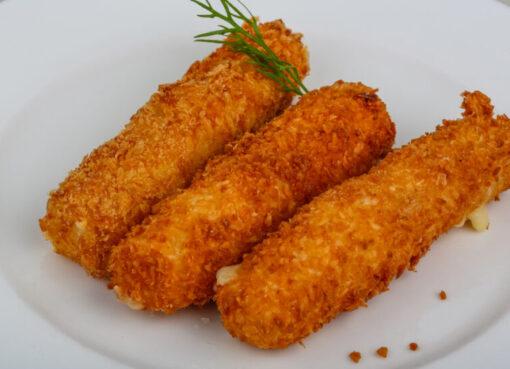 Keto Mozzarella Cheese Sticks