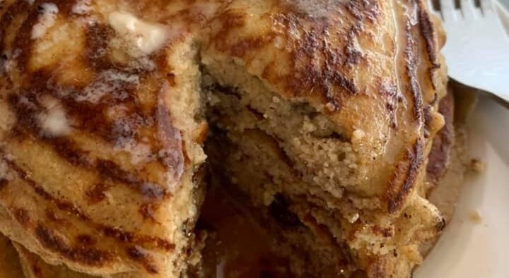 Keto & Low Carb Pancake