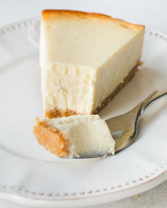 Perfect Keto Cheesecake