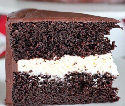 Keto Ding Dong Cake